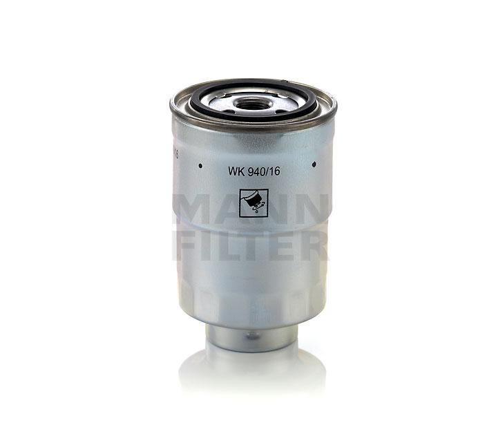 Código filtro de combustible Mann 001